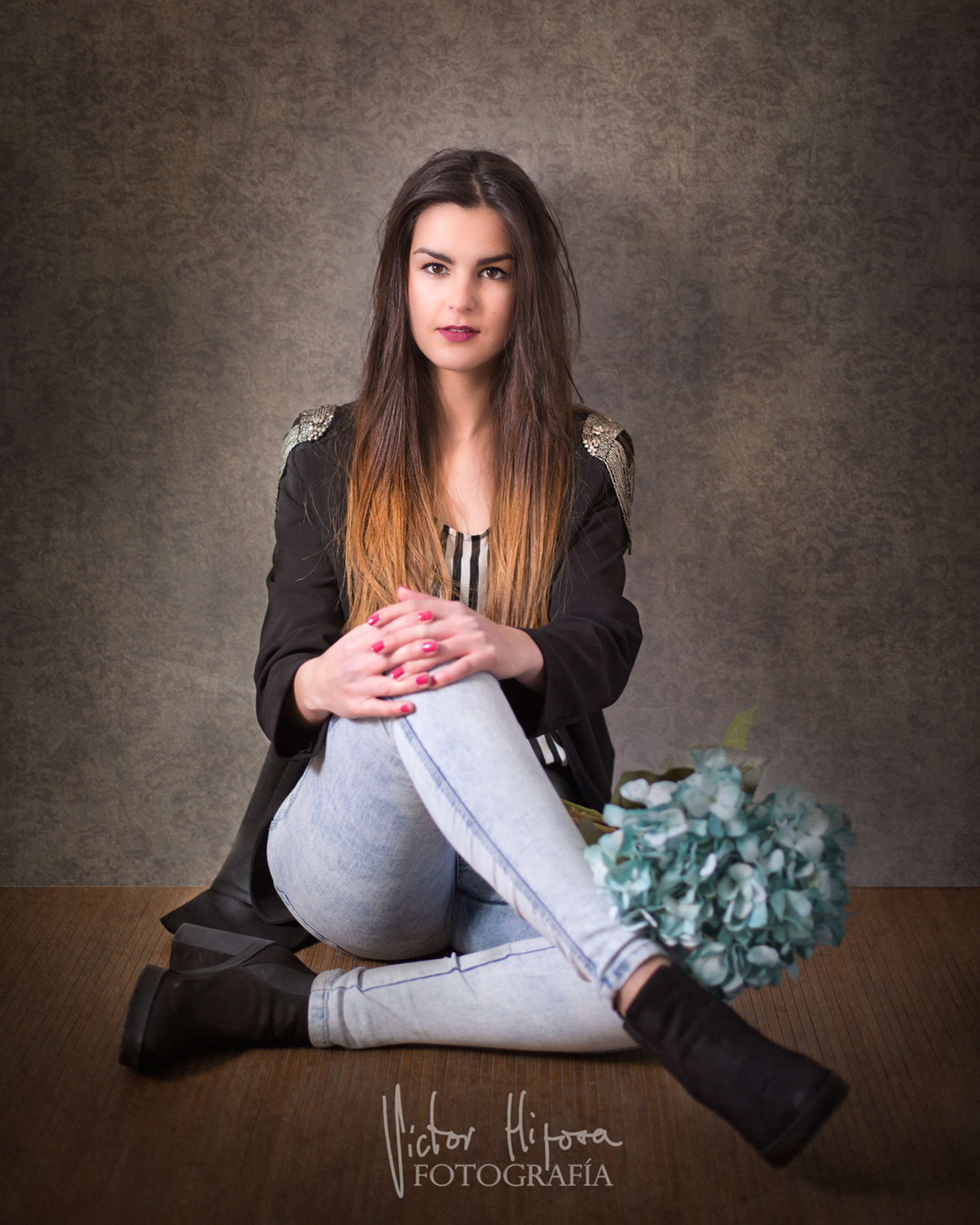 Retrato - Fotografías de retratos - Foto y Video - Víctor y Esmeralda