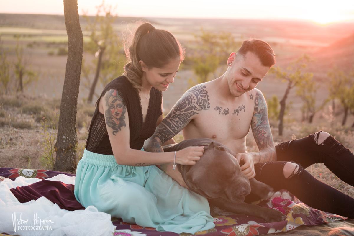 Love Sessions - Love Sessions y Prebodas - Foto y Video - Víctor y Esmeralda