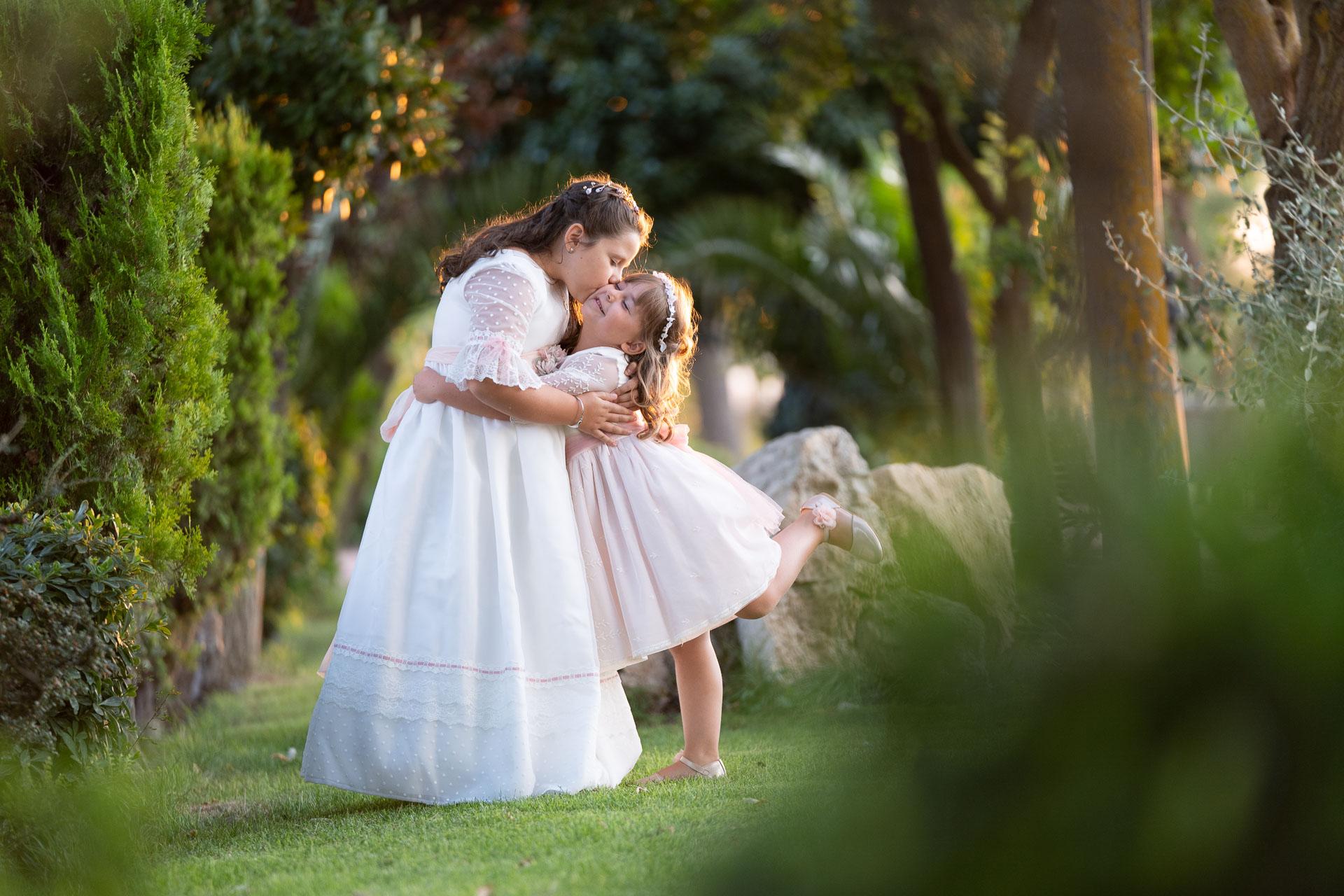 Comuniones - Fotógrafos de comuniones - Foto y Video - Víctor y Esmeralda