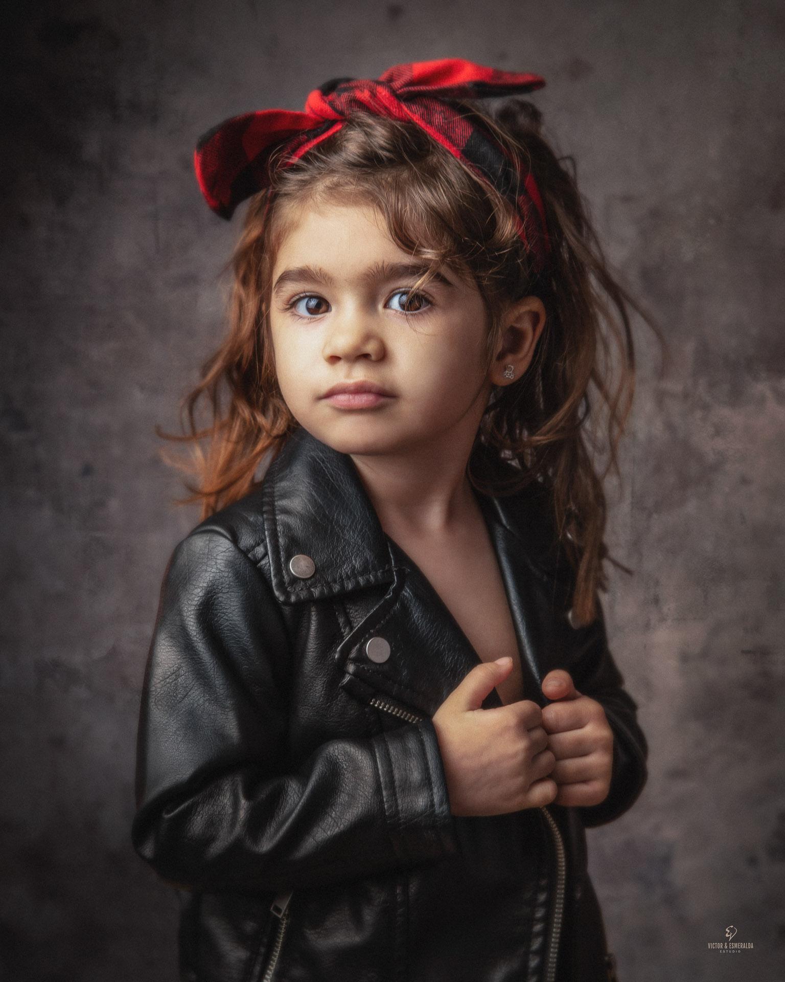 Infantil - Fotografía Infantil - Foto y Video - Víctor y Esmeralda