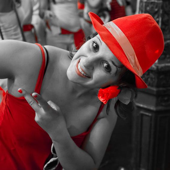 San Fermín - VictorJV, Photoreporter