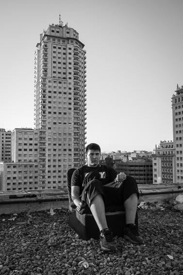 Blanco y Negro - VictorJV, Photoreporter