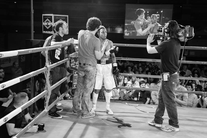 Blanco y negro - VictorJV fotos de boxeo en blanco y negro