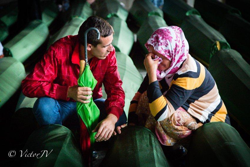 18º Conmemoración Genocidio Srebrenica - VictorJV, Photoreporter