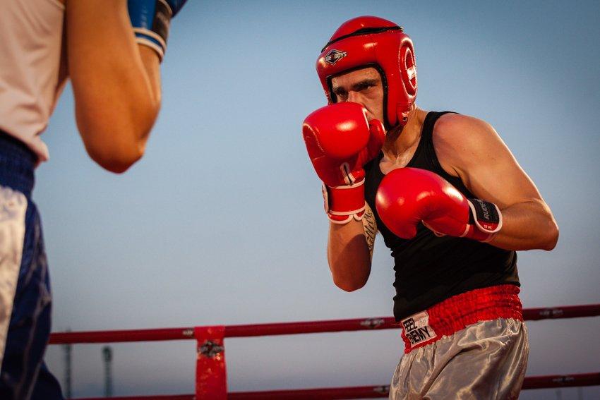 Color - VictorJV fotografo de boxeo