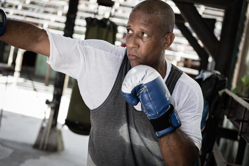 Escuela cubana de boxeo: Rafael Trejo - VictorJV, Photoreporter