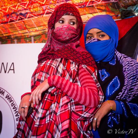 Campamento de Dajla. Sahara Occidental - VictorJV, Photoreporter