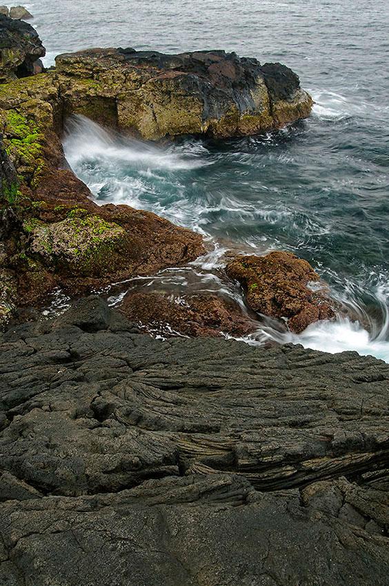 Lavas. Areia Larga. Isla de Pico - Islas Azores - Islas Azores - Roberto Bueno – Fotografía de Naturaleza