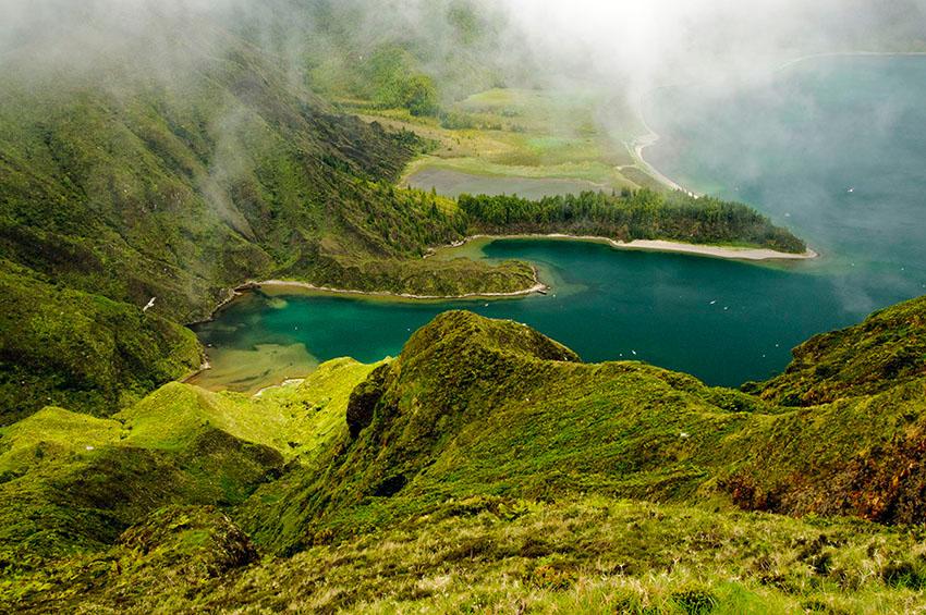Lagoa do Fogo. Isla de Sao Miguel - Islas Azores - Islas Azores - Roberto Bueno – Fotografía de Naturaleza