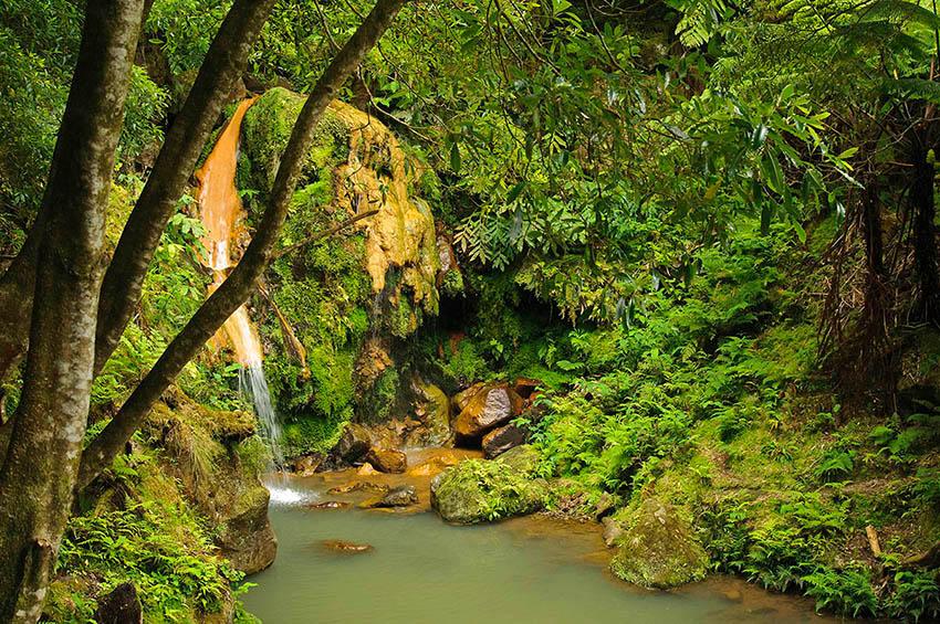 Caldeira Velha. Isla de Sao Miguel - Islas Azores - Islas Azores - Roberto Bueno – Fotografía de Naturaleza