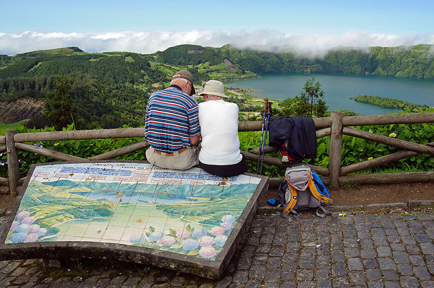 Vista do rei. Sete Cidades. Isla de Sao Miguel - Islas Azores - Islas Azores - Roberto Bueno – Fotografía de Naturaleza