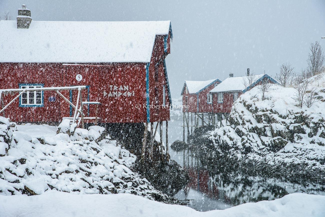 Nevada 1 - Islas Lofoten - Islas Lofoten, Noruega. Roberto bueno. Paisajes de invierno