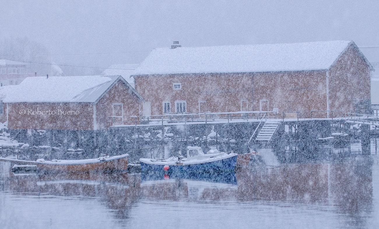 Nevada 2 - Islas Lofoten - Islas Lofoten, Noruega. Roberto bueno. Paisajes de invierno
