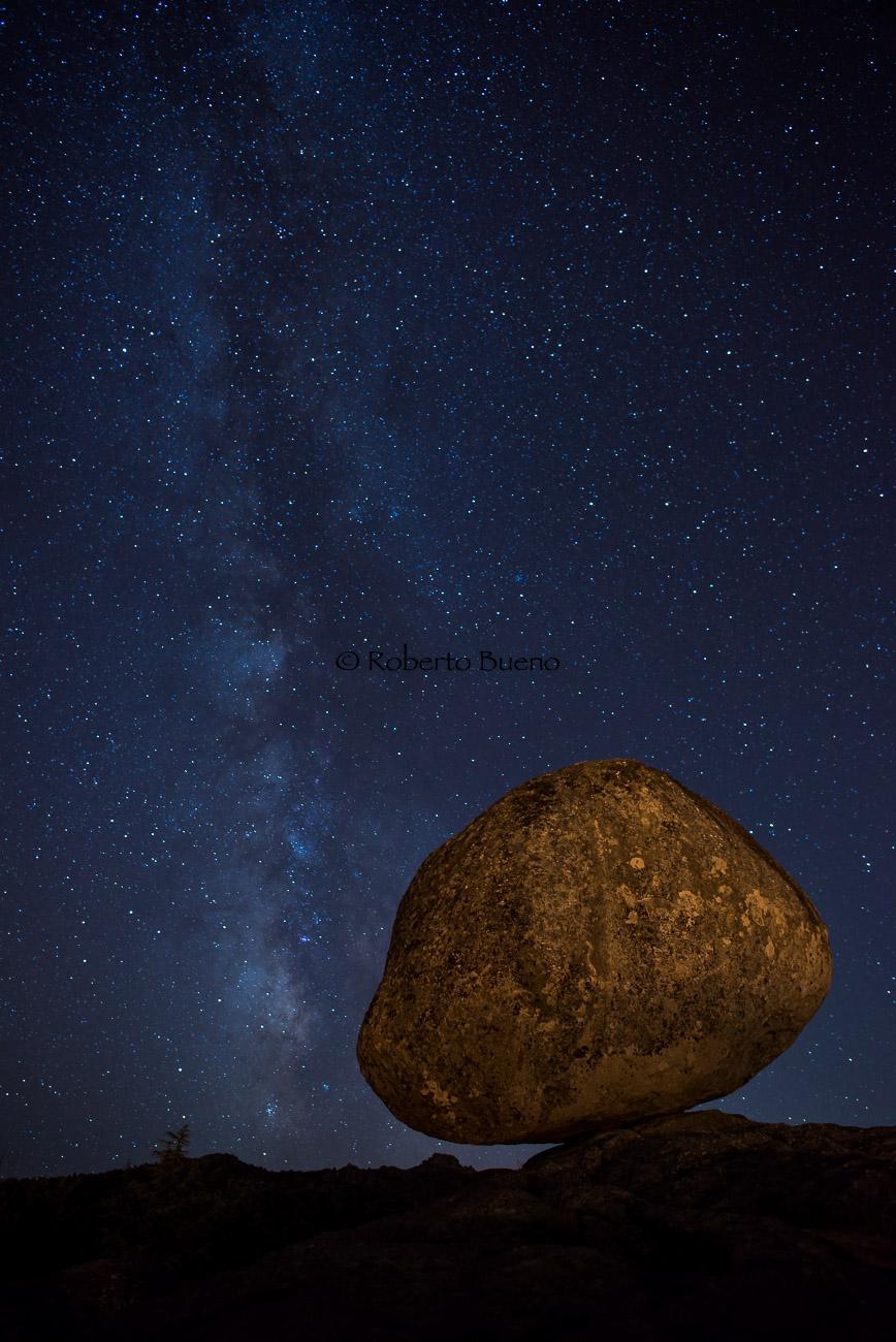 De la Tierra al Universo. Sierra de Béjar - Luces en la noche - Luces en la Noche. Roberto Bueno. Fotografía de Naturaleza y viajes