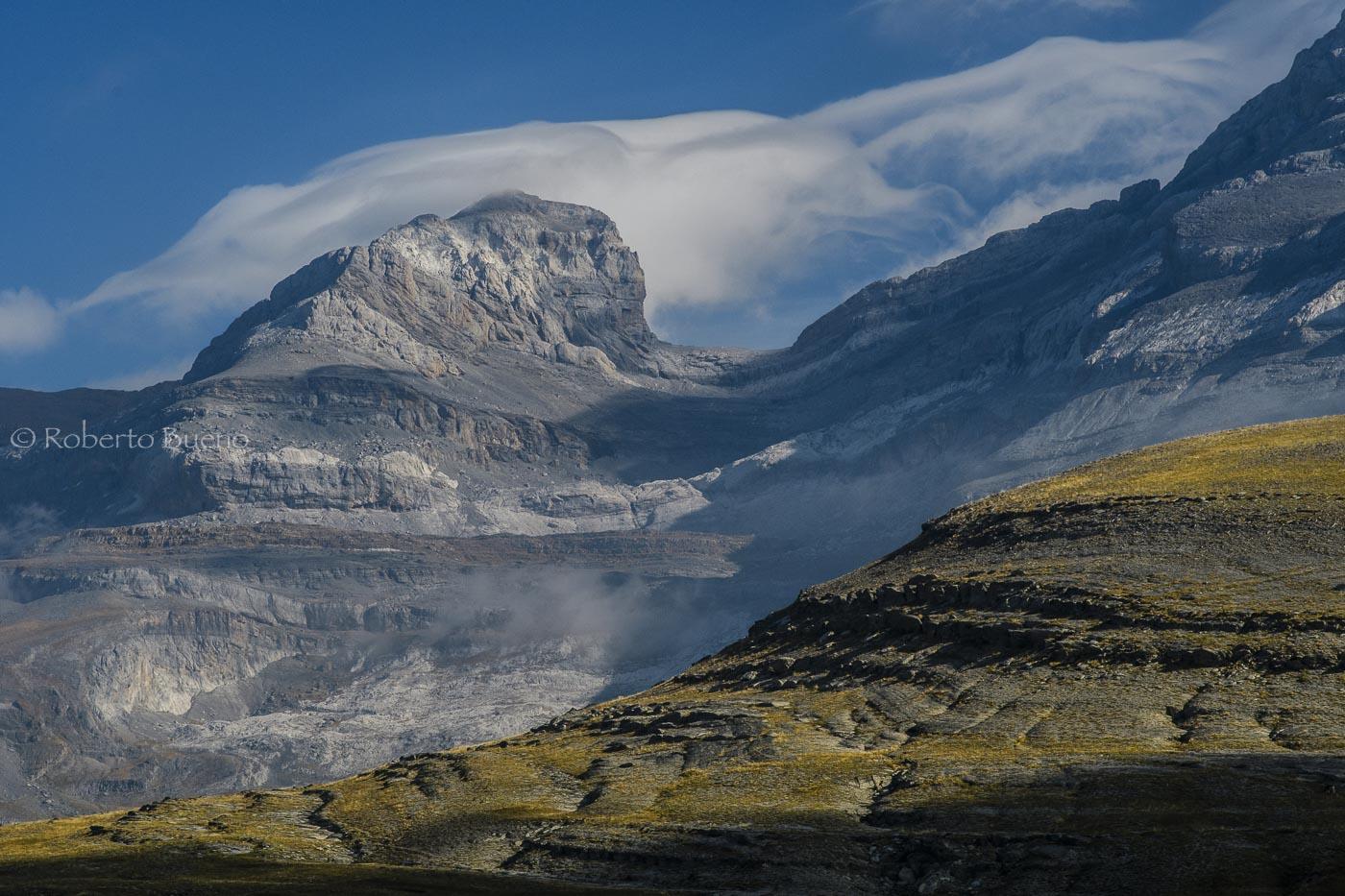 El Cilindro. Parque Nacional de Ordesa - Luces del Planeta - Luces del Planeta - Roberto Bueno – Fotografía de Naturaleza