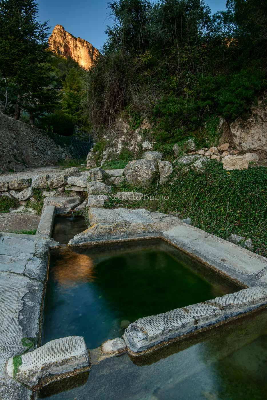Lavadero de Remullá - Washing place. Remullá - L´Hospitalet de l´Infant - Vandellòs, Tarragona, Spain, Roberto Bueno; Photography