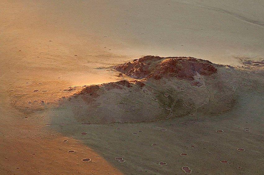 Amanecer. Desierto del Namib - África - Roberto Bueno. Fotografías de Tanzania y Namibia. África