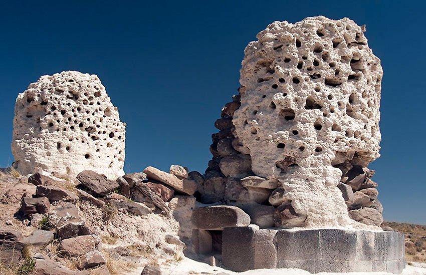 Chulpas. SIllustani - Perú - Perú - Roberto Bueno – Paisajes, gentes, arqueología