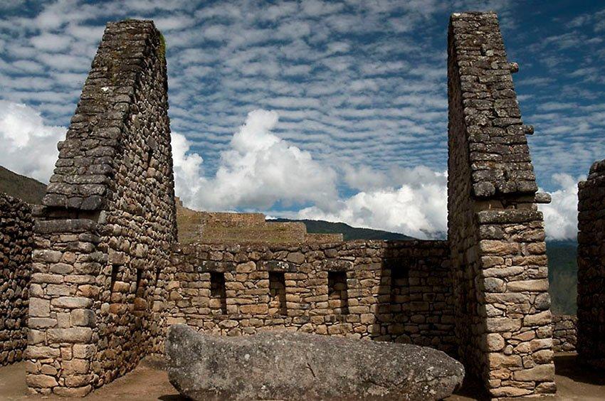 Historia bajo las nubes. Machu Picchu - Perú - Perú - Roberto Bueno – Paisajes, gentes, arqueología