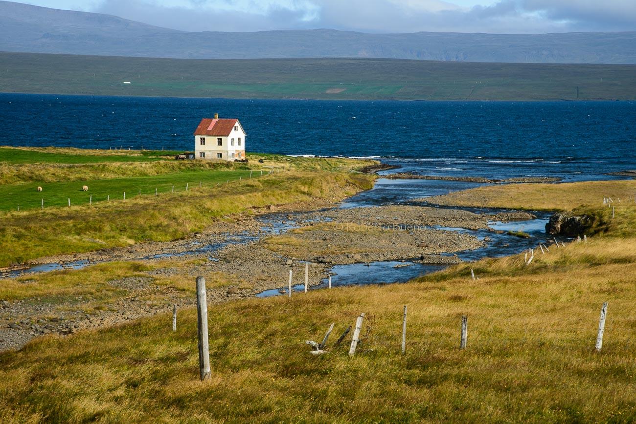 Granja en la 68 - Islandia - Islandia