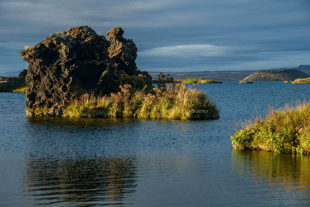 Lago Myvatn - Islandia - Islandia