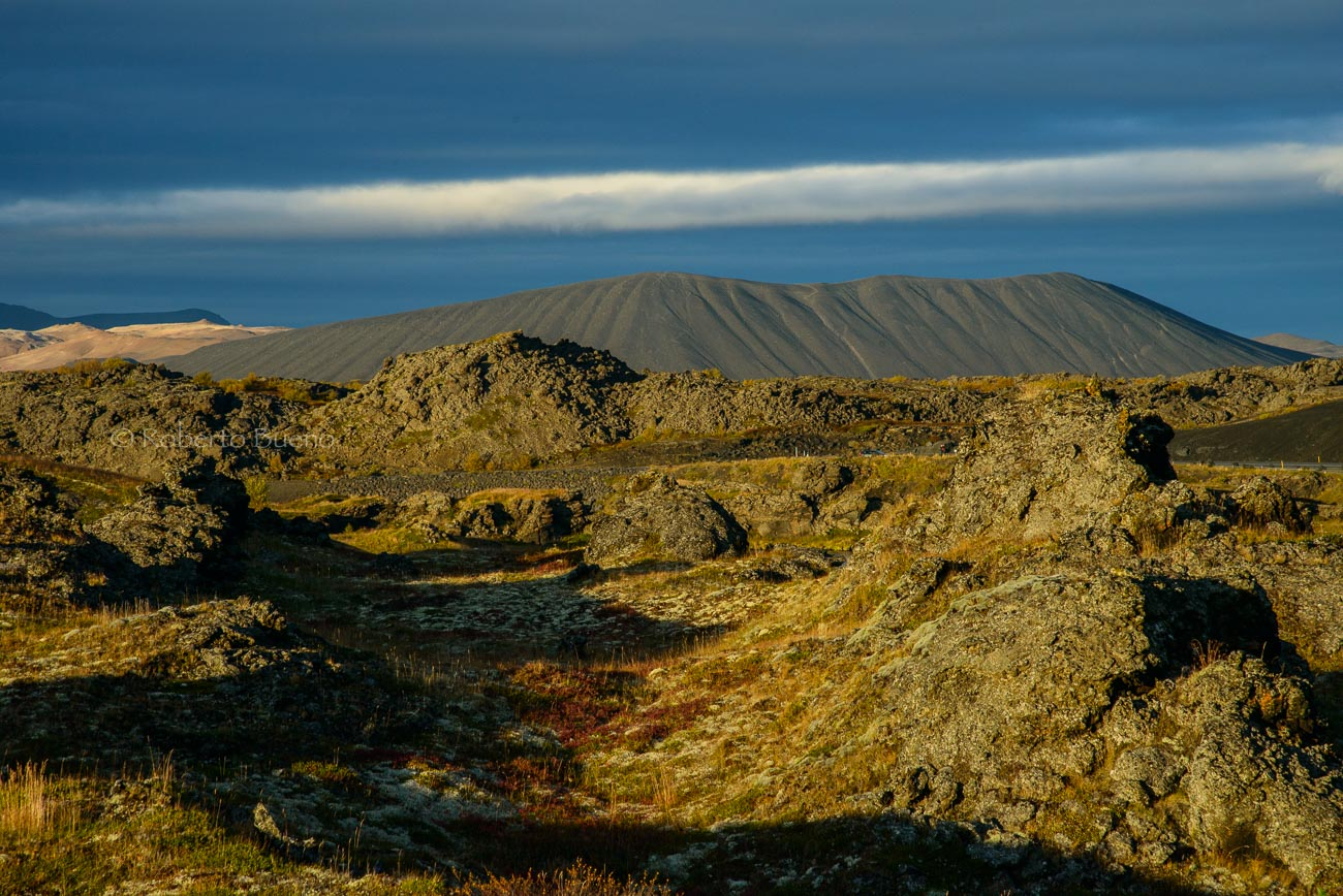 Los posos del magma - Islandia - Islandia