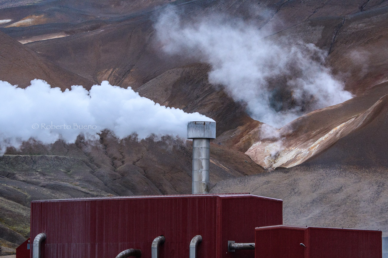 Energía geotérmica - Islandia - Islandia