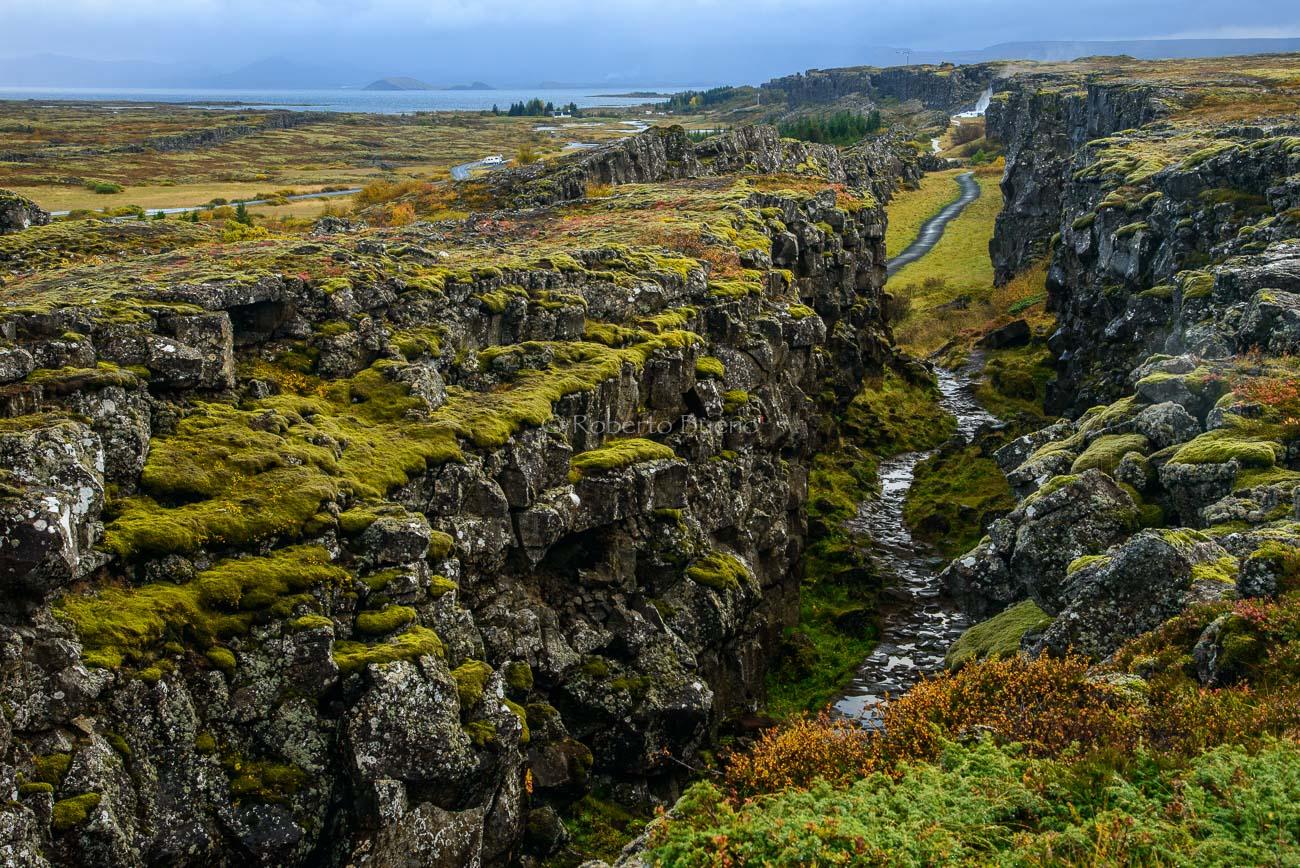 La gran falla - Islandia - Islandia