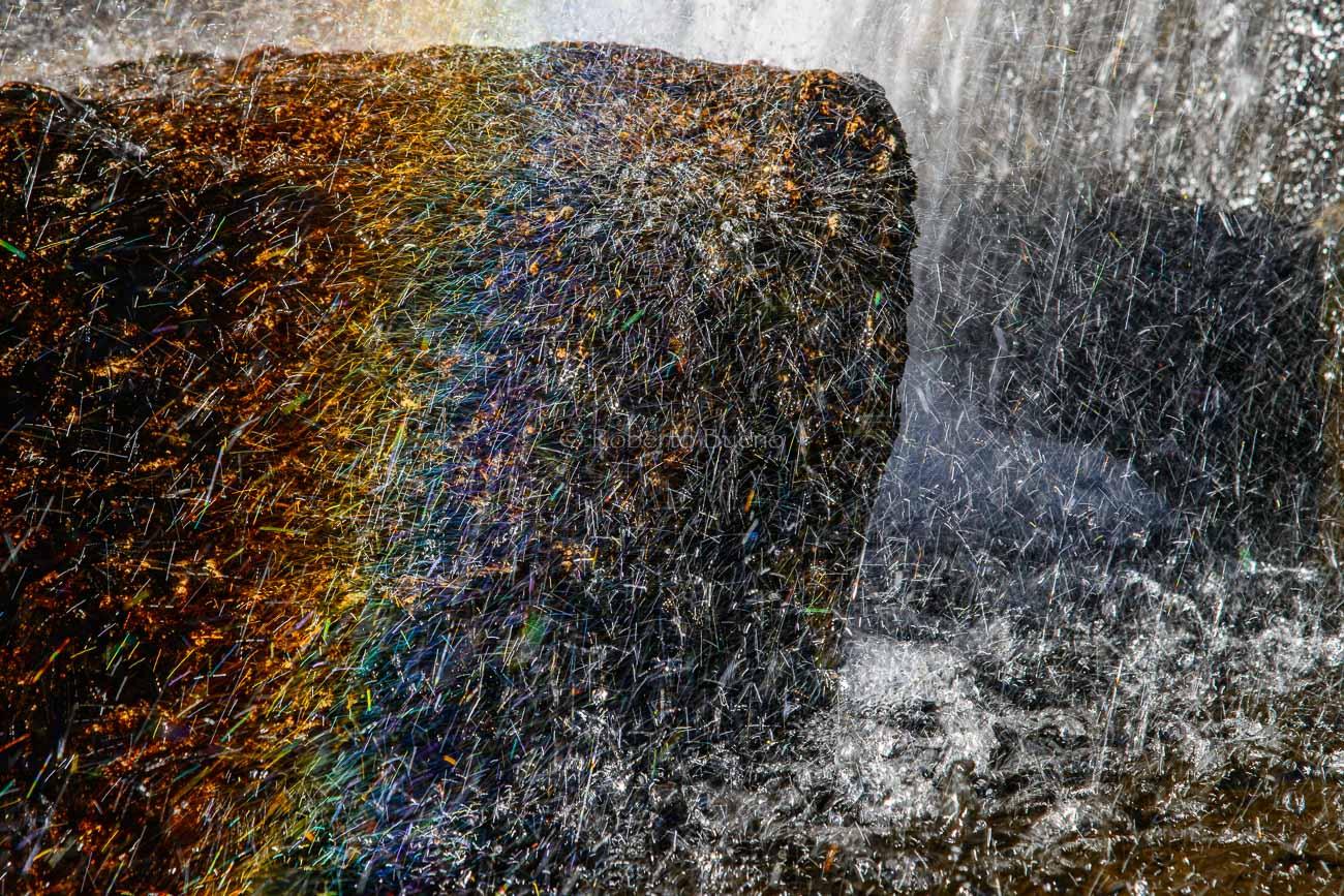 Arco iris caótico - Con Otros Ojos - Con Otros Ojos - Roberto Bueno – Fotografía, Naturaleza, Abstracciones