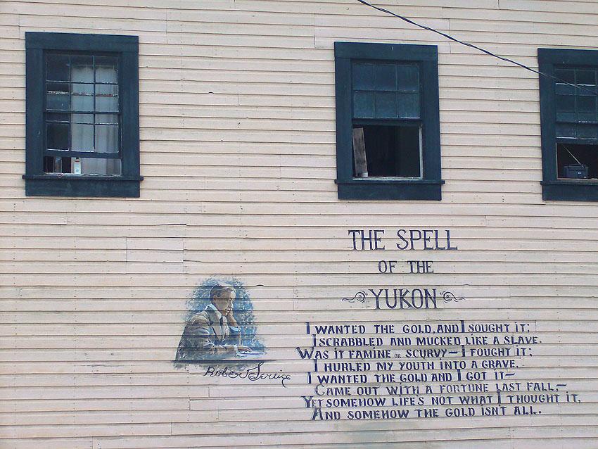 Dawson City. Yukon. Canada © Pilar Báez - Yukon, NWT y Dempster - Roberto Bueno. Luces del Planeta. Fotografías. Yukon, Territorios del Noroeste y Dempster Highway