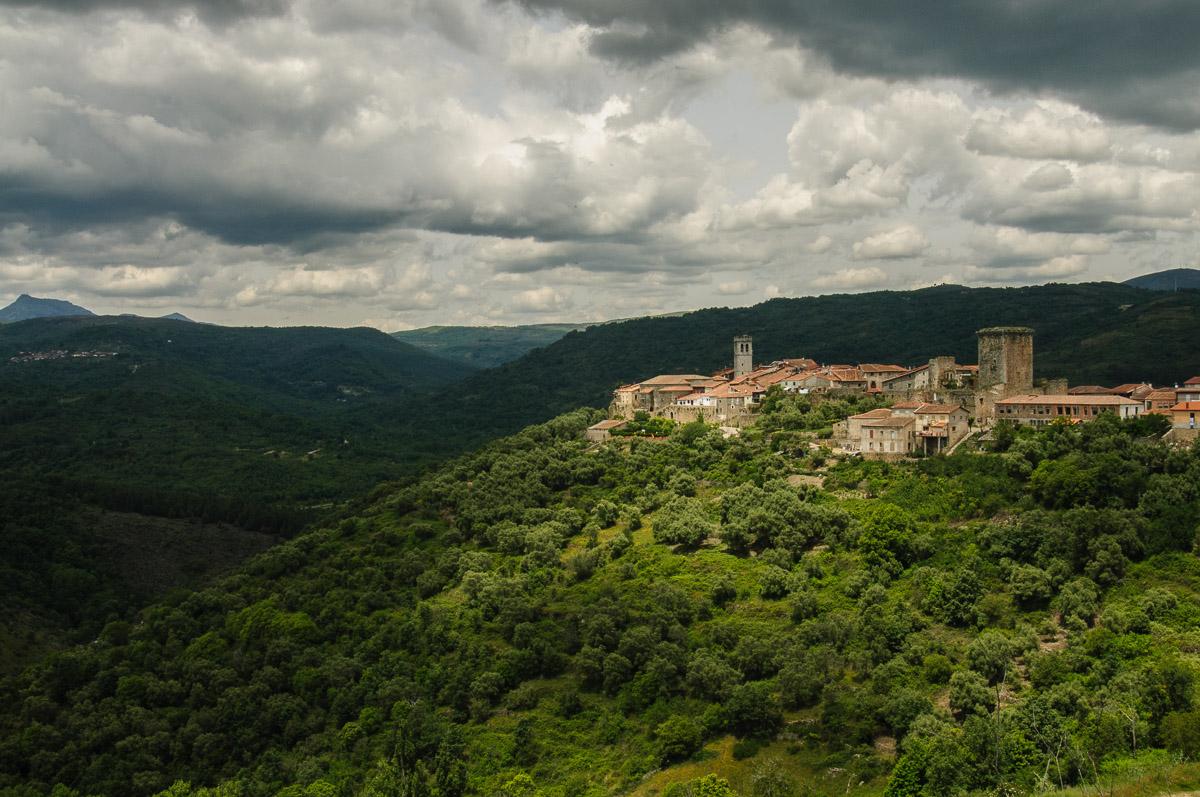 Miranda del Castañar. Reserva de la Biosfera de las Sierras de Béjar y Francia - Sierras de Béjar y Francia - Reserva de la Biosfera - Roberto Bueno - Fotografía de Naturaleza