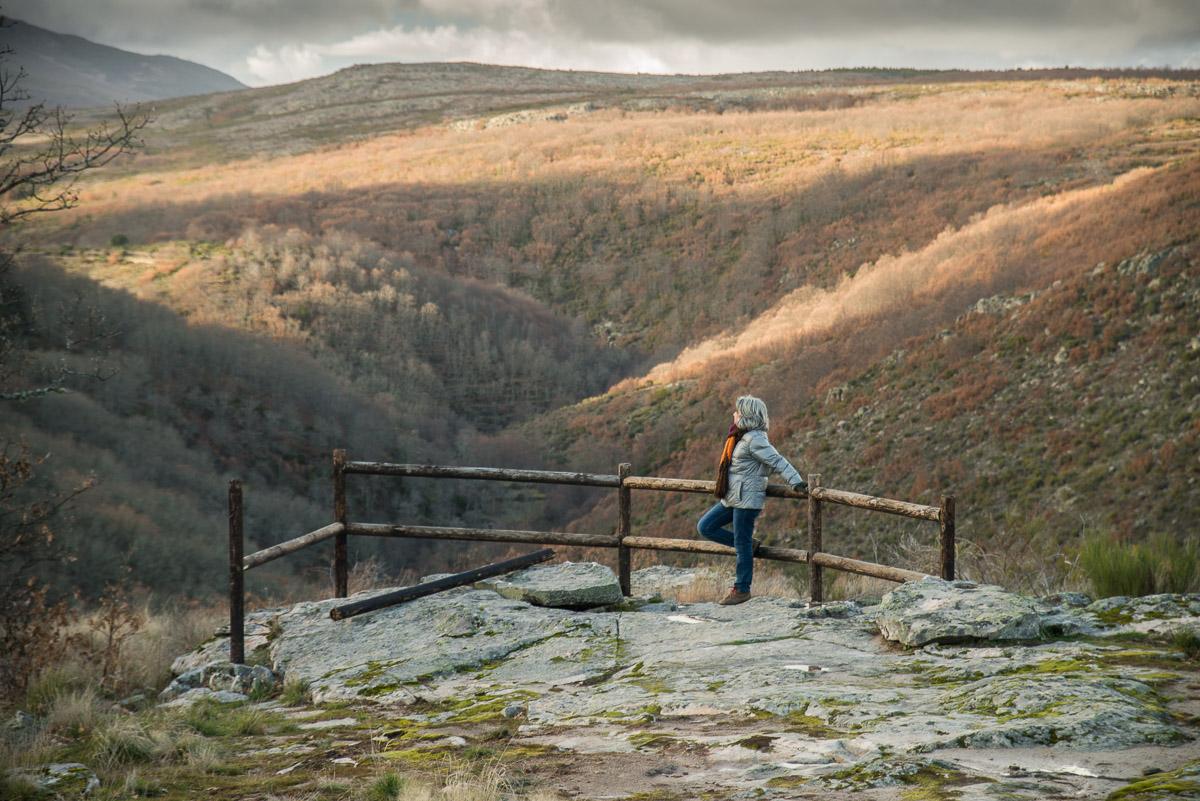 Paz invernal. Reserva de la Biosfera de las Sierras de Béjar y Francia - Sierras de Béjar y Francia - Reserva de la Biosfera - Roberto Bueno - Fotografía de Naturaleza