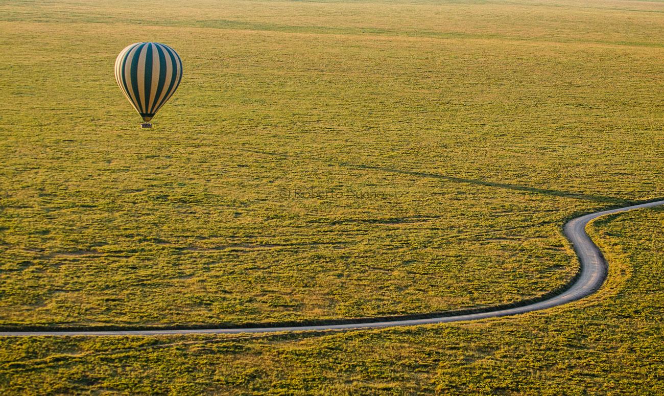 Serengeti - Desde el aire - Roberto Bueno - Fotografía de Naturaleza - Luces del Planeta - Desde el aire