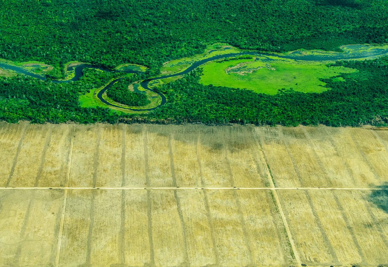 La frontera del desastre - Desde el aire - Roberto Bueno - Fotografía de Naturaleza - Luces del Planeta - Desde el aire
