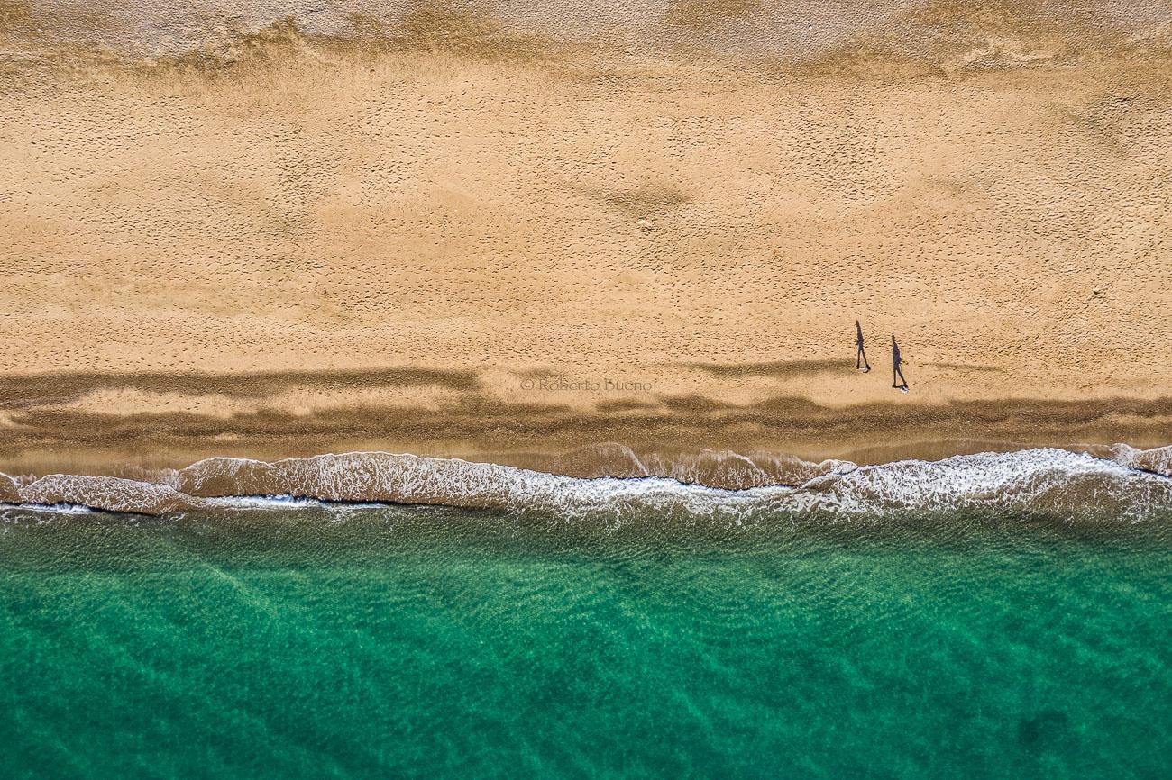Cuando las sombras importan - Desde el aire - Roberto Bueno - Fotografía de Naturaleza - Luces del Planeta - Desde el aire