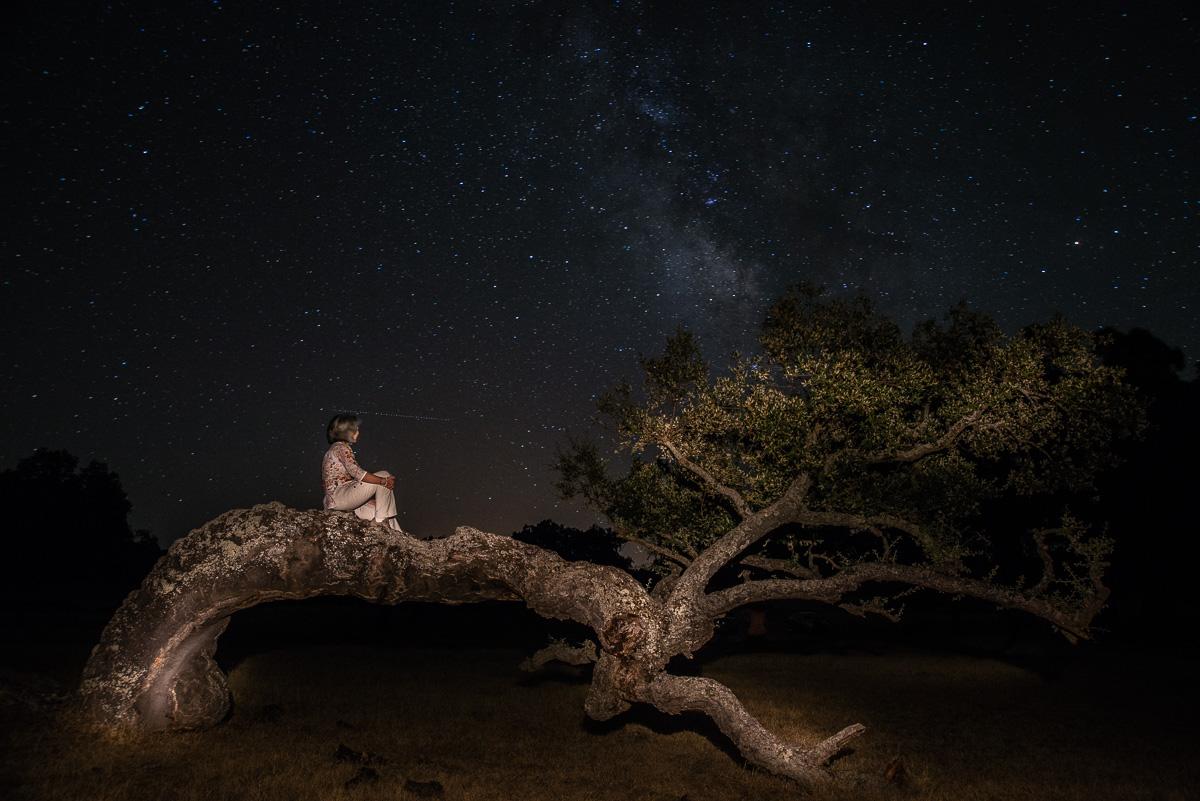 Mirador de lujo - Luces en la noche - Luces en la Noche. Roberto Bueno. Fotografía de Naturaleza y viajes