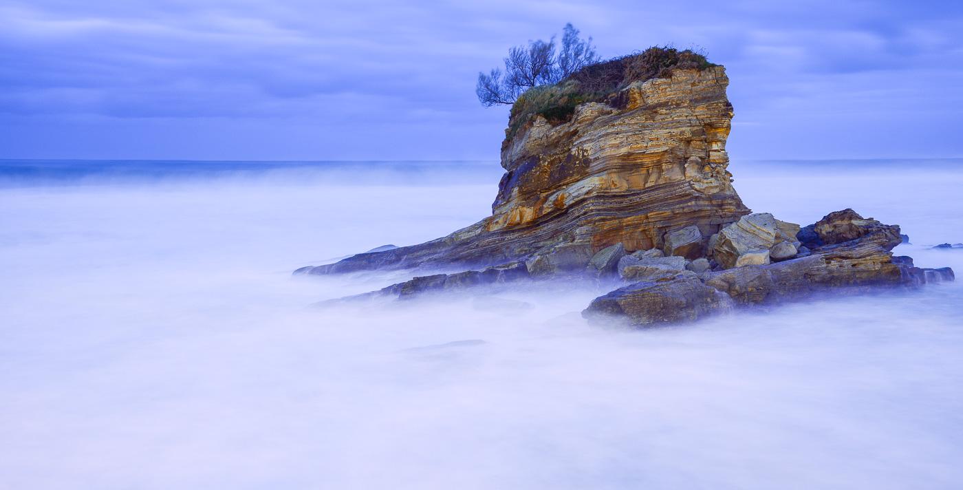 Costa de Santander - Luces en la noche - Luces en la Noche. Roberto Bueno. Fotografía de Naturaleza y viajes