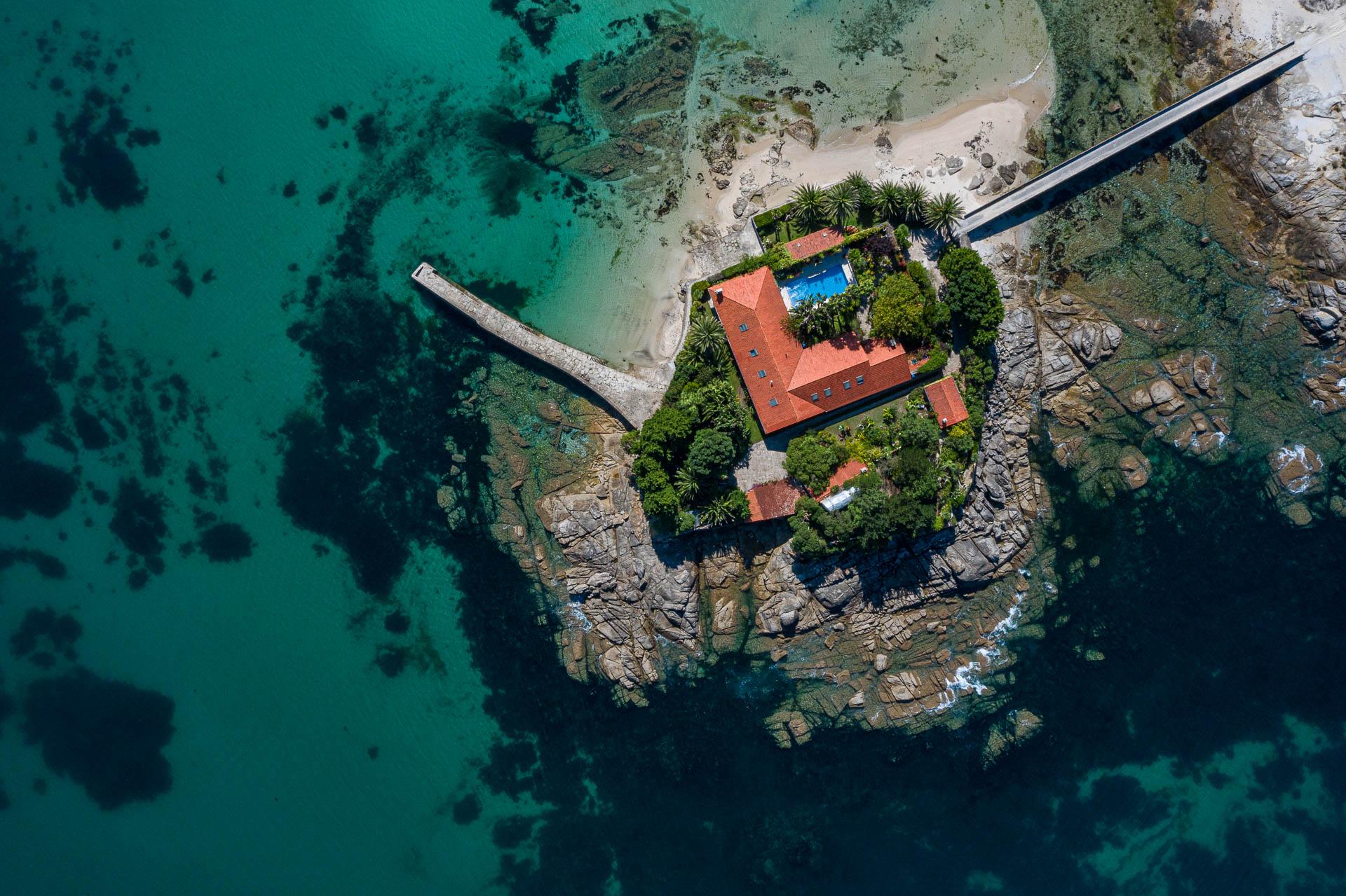 Buena casa para vivir - Desde el aire 2 - Roberto Bueno - Fotografía de Naturaleza - Luces del Planeta - Desde el aire