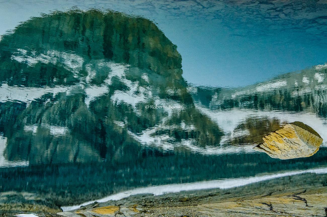 Reflejos del Cilindro. Parque Nacional de Ordesa - Luces del Planeta - Luces del Planeta - Roberto Bueno – Fotografía de Naturaleza