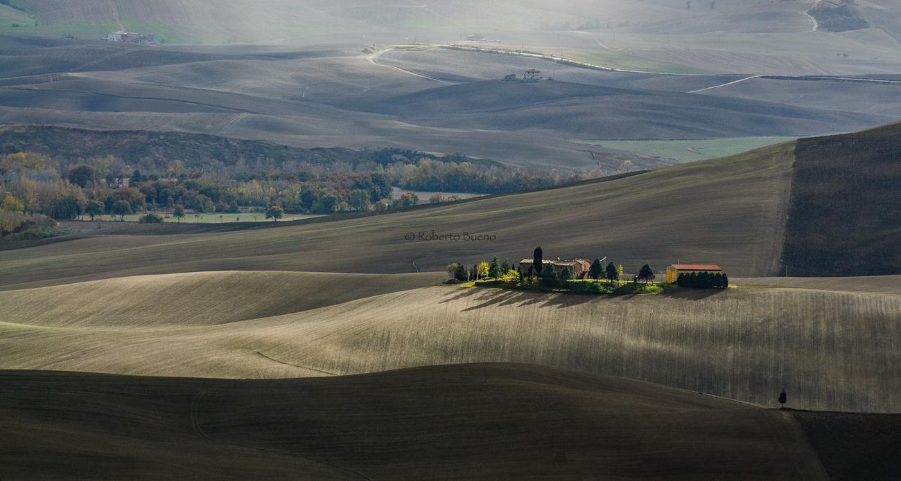 Luces en La Toscana - Luces del Planeta - Luces del Planeta - Roberto Bueno – Fotografía de Naturaleza
