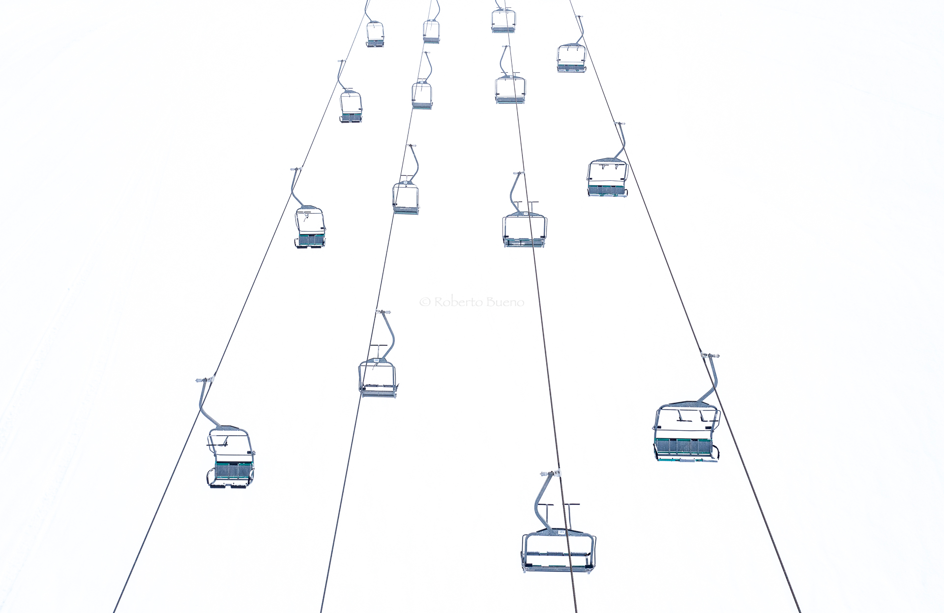 Teletransporte - Desde el aire 2 - Roberto Bueno - Fotografía de Naturaleza - Luces del Planeta - Desde el aire