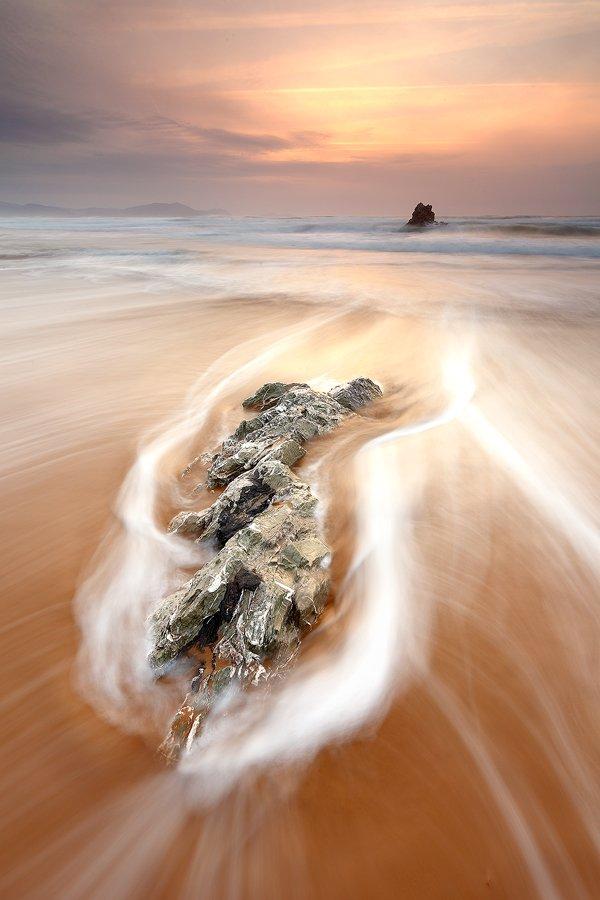 frente a la marea - Javier Alonso Torre Fotografia de naturaleza frente a al marea
